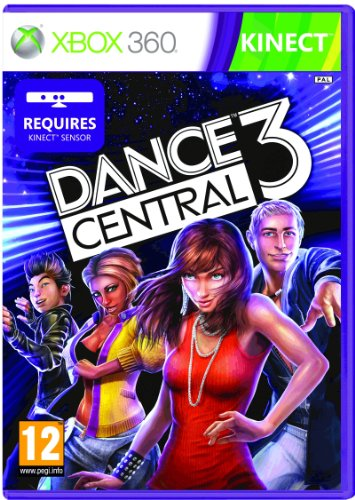 Dance Central 3 (Xbox 360) (360 Central Xbox 3 Kinect Dance)