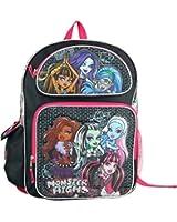 Monster High Black Backpack 194