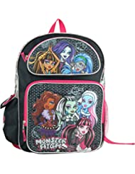 Monster High Black Backpack 194