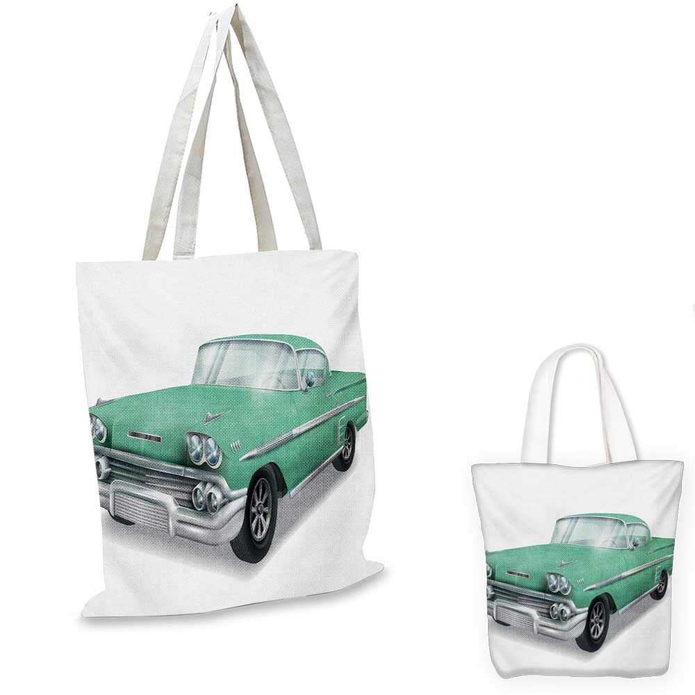 Cars canvas messenger bag Sports Car Competing on Highway One Chasing Another Team Champion Win Fast Life Image canvas beach bag Red Grey 12x15-10