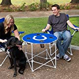 Florida Gators Collapsible Round Table with 4 Cup