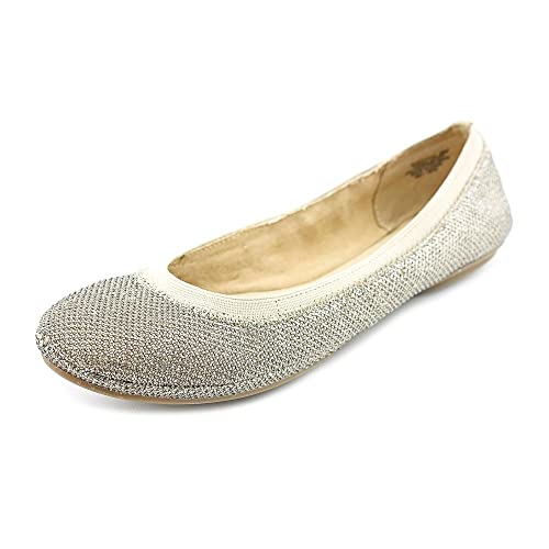 df640056cd9e BANDOLINO Women s Edition Fabric Ballet Flat  Buy Online at Low Prices in  India - Amazon.in