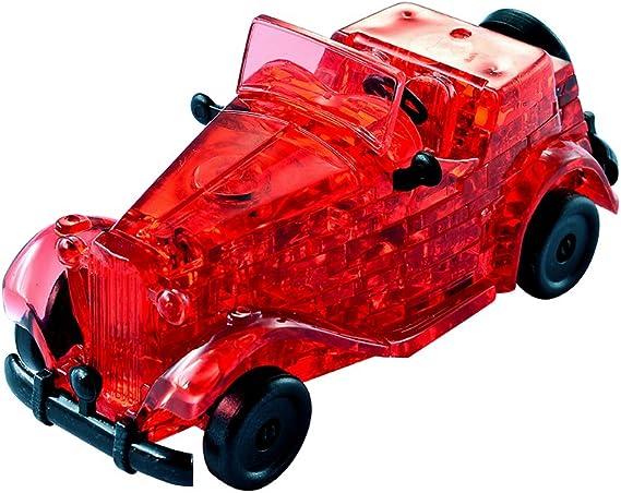 HCM Crystal Puzzle 59135 Oldtimer Rouge 53 Pi/èces