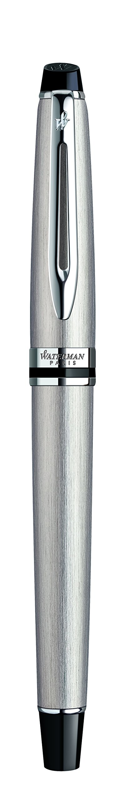 Waterman Expert Deluxe Rollerball Pen with Fine Black refill by Waterman (Image #6)
