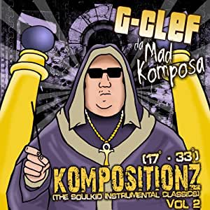 Kompositionz, Volume 2
