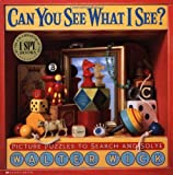 Can You See What I See?, Walter Wick, 0439163919