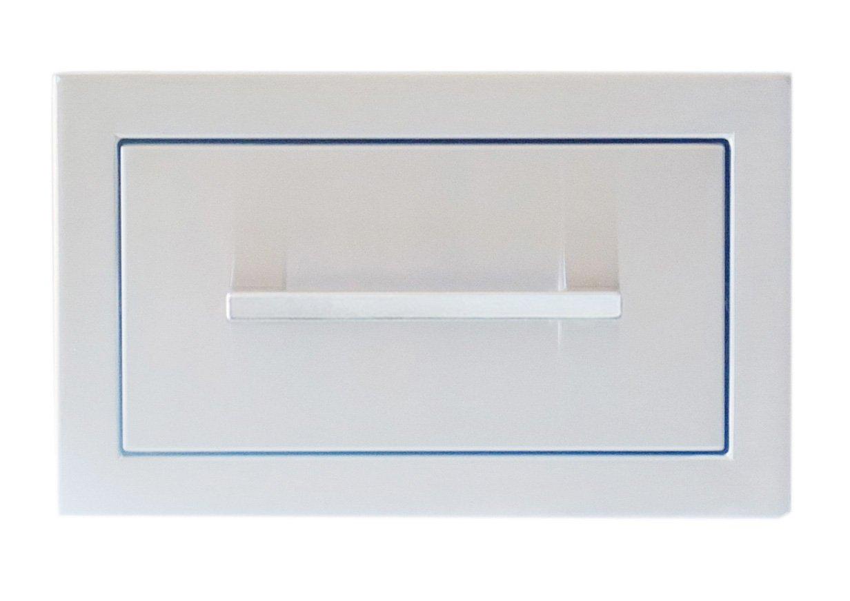 SUNSTONE BA-SD6 Beveled Frame Single Drawer, 6''