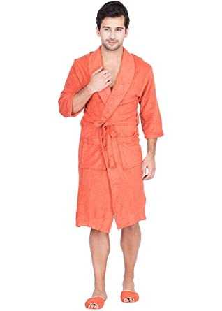 valentine Men s Cotton Exotic Bathrobes Set (Free Size fca5c718b