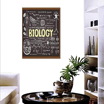 Amazon Com Anyangeight Educational Modern Canvas Painting Wall Art