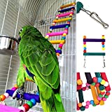 CoCogo Funny Swing Bird Toy Flexible