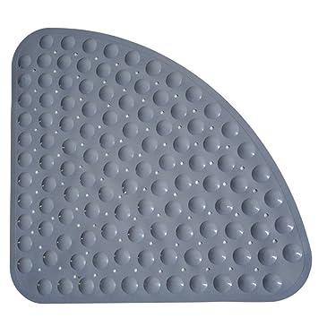 alfombra En Forma De Abanico Ducha Colchonetas De Baño Baño ...