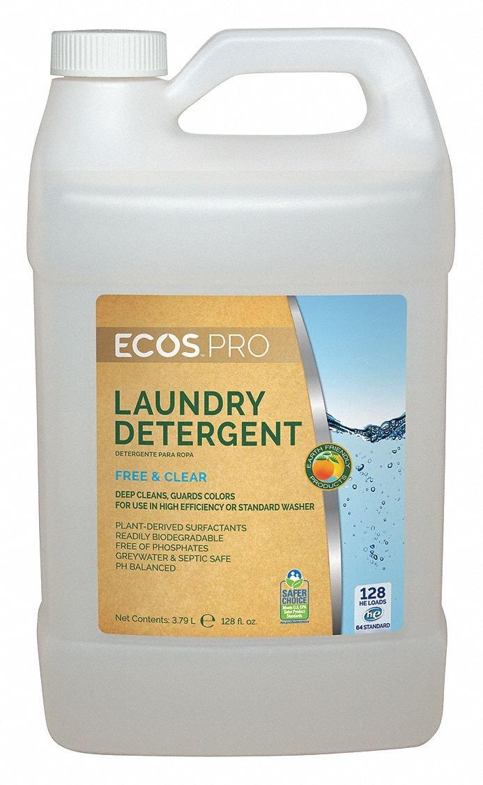 1 gal. Odorless High Efficiency Liquid Laundry Detergent