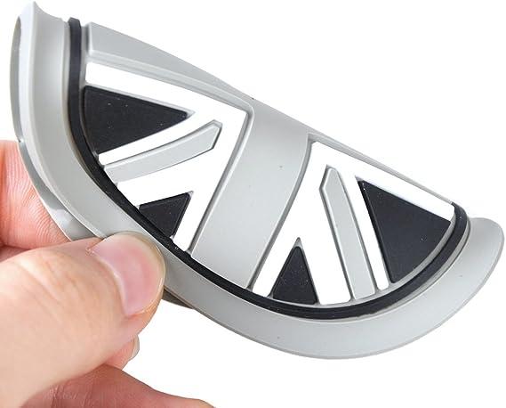 3 Pcs Noir Tasse Coupe Voiture Coupe Coaster Fit Mini Cooper JCW R55 R56 R57 R58