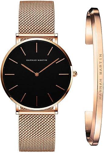 Reloj - HANNAH MARTIN - Para - CB36/CH36-3690: Amazon.es ...