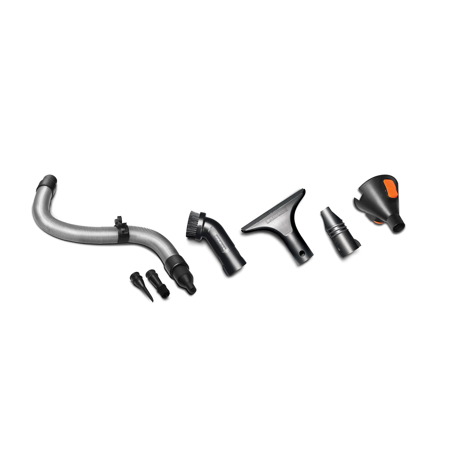 Worx WA4091 7-Piece Attachment Accessory Kit for AIR Cordless Electric Leaf Blowers