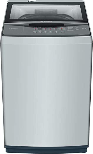 6.5 Kg Bosch Fully-Automatic Top Loading Washing Machine