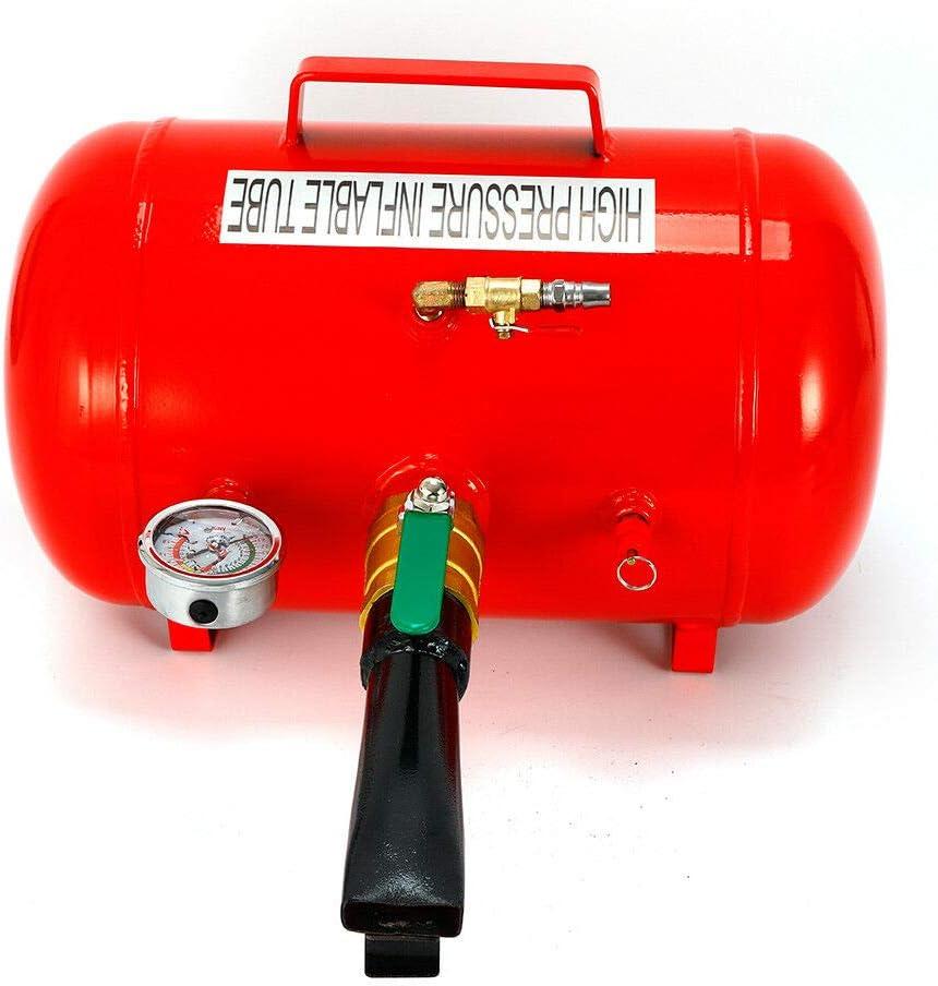 Booster Reifenschockf/üller Berkalash 40L Reifen Reifenf/üller F/ür Verschiedene Reifen Reifenf/üller Kit