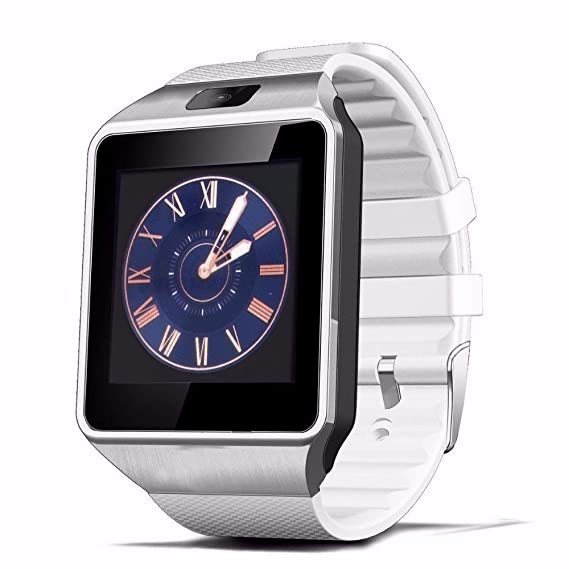 16G Memory Card Bluetooth Smart Watch DZ09 Relojes Smartwatch Relogios TF SIM Camera for IOS iPhone