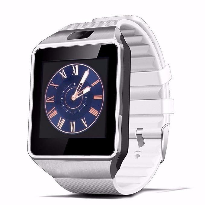Amazon.com: 16G Memory Card Bluetooth Smart Watch DZ09 ...