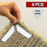 Premium Rug Gripper - Reusable Carpet Grippers, Suitable For Hardwood, Tile Floors. Alternative For Non Slip Pads, Sticky Tape.