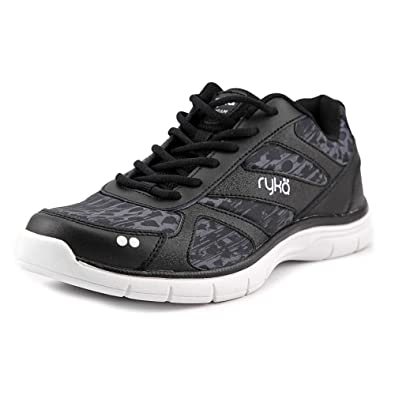 Ryka Women's Dream SMT Black/Iron Grey/White 6 ...