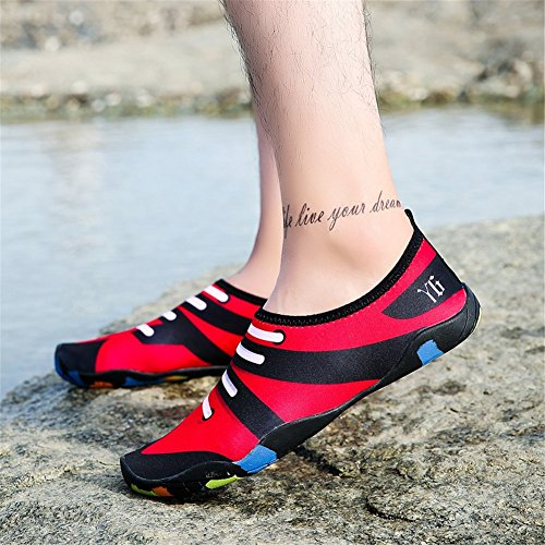 1 Shoes Men Socks Women Yoga Shoes Juleya Pool Surf Running Water Beach Skin Shoes Barefoot Swim for RaAWxUpwqT