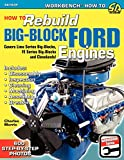 img - for How to Rebuild Big-Block Ford Engines (Workbench How-to) book / textbook / text book