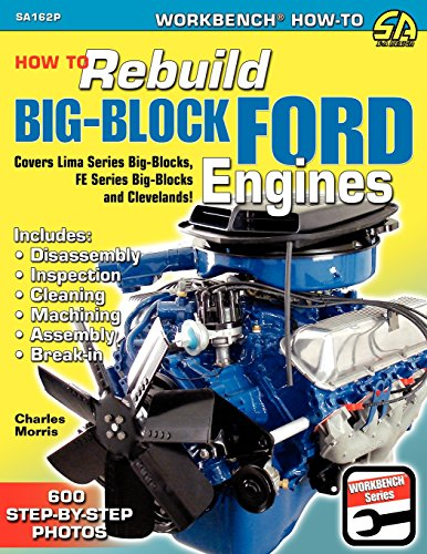 How to Rebuild Big-Block Ford Engines (Workbench How-to)