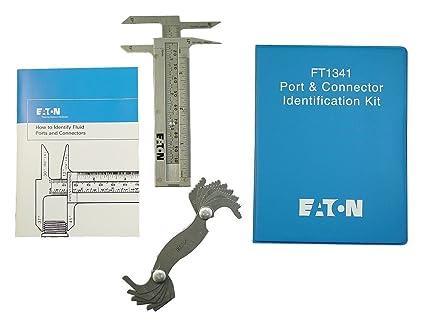 Thread Identification Kit: Amazon co uk: DIY & Tools