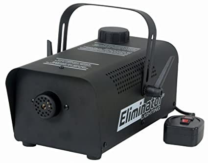 Eliminator Lighting Fog Machines Fog It 700 Fog Machine  sc 1 st  Amazon.com & Amazon.com: Eliminator Lighting Fog Machines Fog It 700 Fog Machine ...