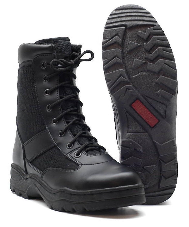 Normani - Botas de moto, talla: 41, Color Negro
