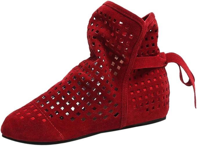 VECDY Zapatos Mujer,VECDY2019 Moda Zapatillas Botas De Mujer Botas ...