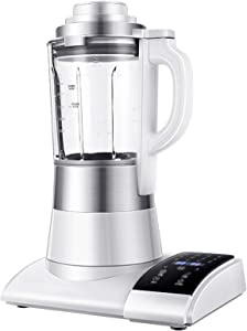 Kitchen System Blender Food Processor with 800W Base, Pitcher Cup for Smoothies & More, High Speed Power Blender Built-in Timer for Crusing Ice, Frozen Desser