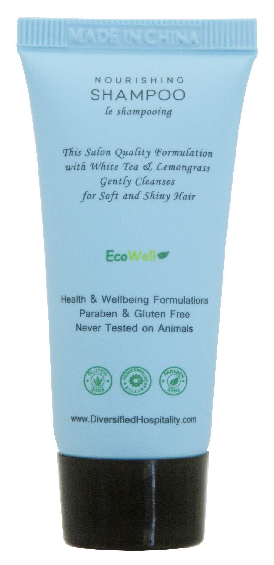 H2O Nourishing Shampoo - back