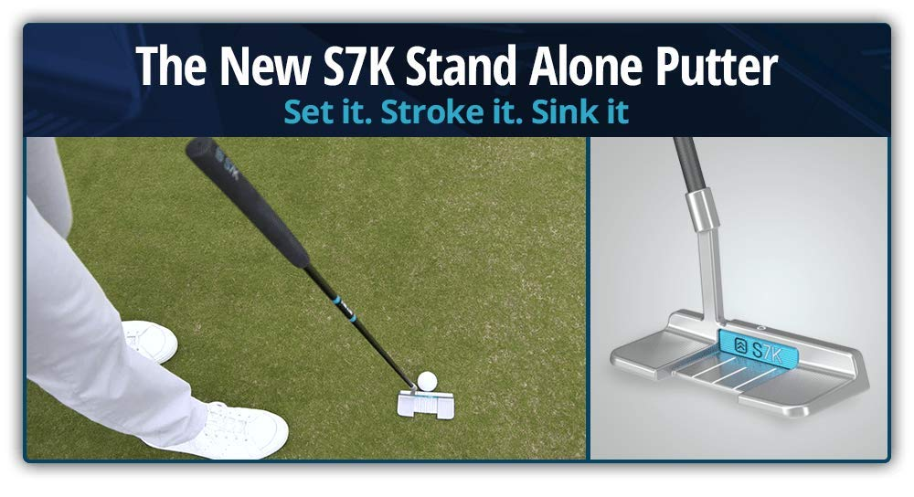 Putter de pie S7K para Hombres y Mujeres - Putter de Golf de ...