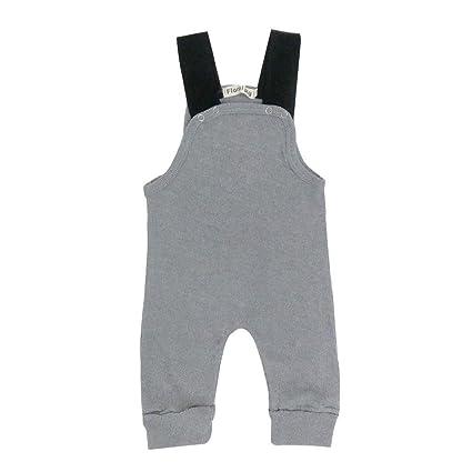 Zooarts 2017 Fashion de Punto Body bebé niñas Footies Cabestro Halter Pelele Trajes Mono harén Pantalones