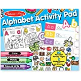 Melissa & Doug Alphabet Activity Pad Sticker