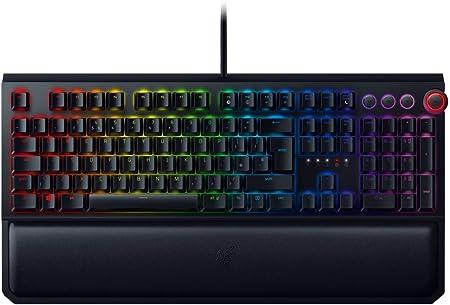 Razer BlackWidow Elite - Teclado Gaming, Estándar, Alámbrico ...