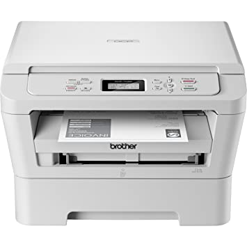 Brother DCP7055G1 - Impresora multifunción láser, blanco