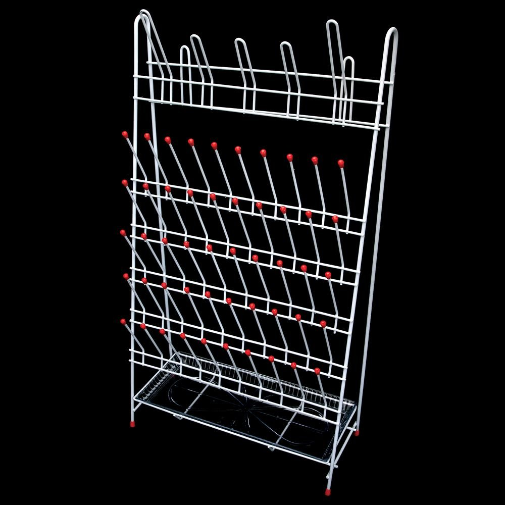 Economy Draining Rack by Carolina Biological Supply Company
