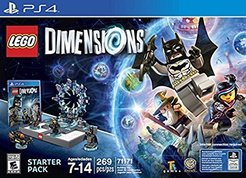 LEGO Dimensions Starter Pack for Sony PS4 w/ Aquaman Fun Pack