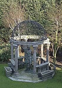 Pergola Hauser, carpa de jardín, Cenador, pergolen, piedra
