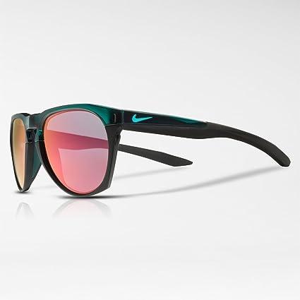 24a030f8435 Nike EV1020-306 Navigator M Frame Grey with Mercury Mirror Lens Sunglasses