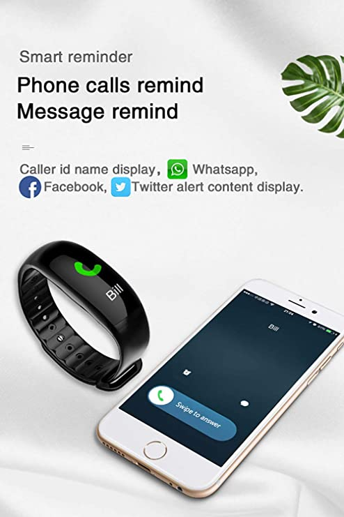 Amazon.com: Fitness Tracker Heart Rate Blood Pressure Sleep Monitoring Smart Bracelet Calorie Calorie HD Suitable for Travel Sports Wrist Strap: Sports & ...