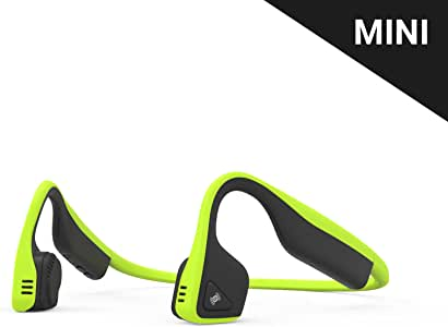 Aftershokz Trekz Titanium Mini Wireless Bone Conduction Bluetooth Headphones, Ivy Green
