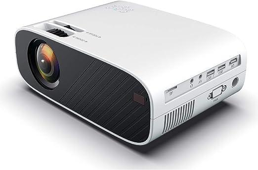 GWX del hogar del proyector, proyector de Multimedia portátil, 150 ...