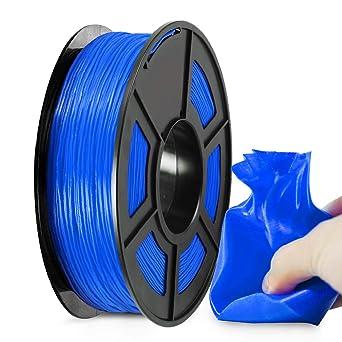 1 kg Spool ABS Blue 1.75mm SUNLU ABS 3D Printer Filament 1.75 ABS Filament Dimensional Accuracy +//- 0.02 mm