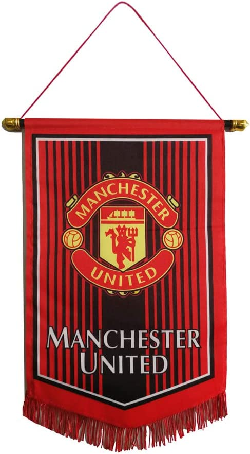 "Louishop Football Club Indoor and Outdoor Flags Vivid Color Hanging Flags Decor for Bedroom//Club//Bar//Event 15/""x9.4/"""