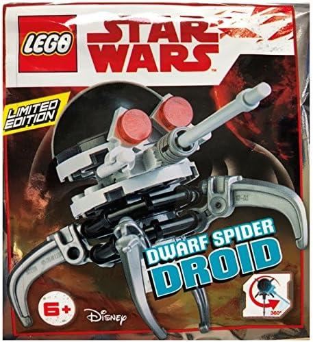 LEGO Star Wars Dwarf Spider Droid Foil Pack Set 911835: Amazon.es ...