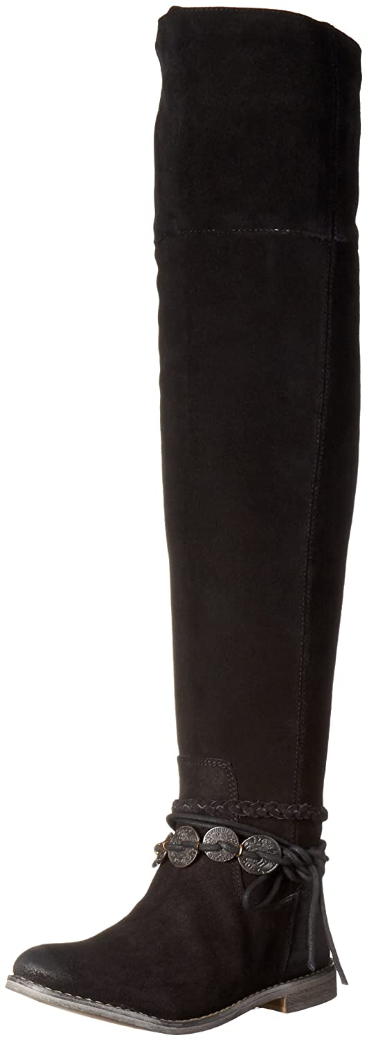 Musse & Cloud Women's Ansley Slouch Boot B01L6S125Q 37 EU/6-6.5 M US|Black